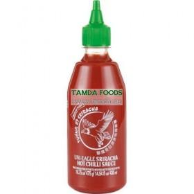 Omáčka chilli pálivá Sriracha