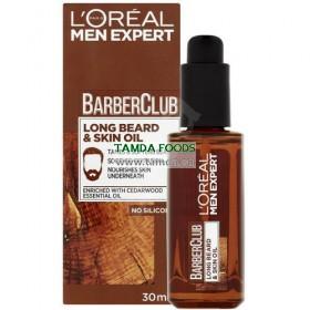 Men Expert BarberClub Skin Oil Long Beard